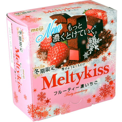 MeltyKiss - Strawberry - OyatsuCafe