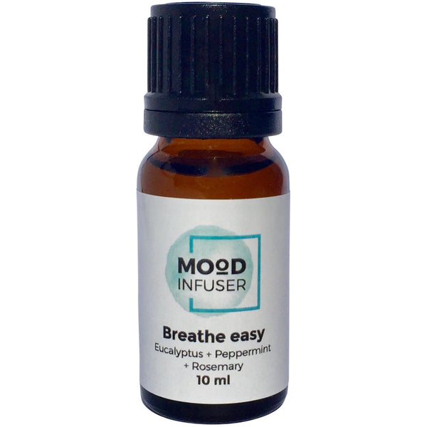 Mood Infuser's breathe easy aromatherapy blend