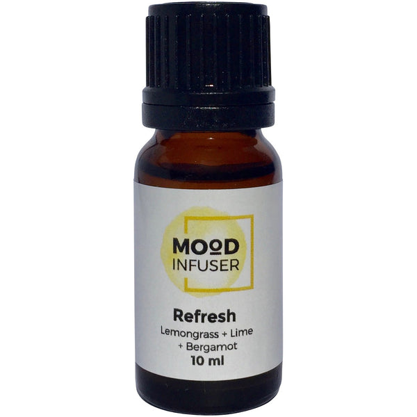 Mood Infuser's refresh aromatherapy blend
