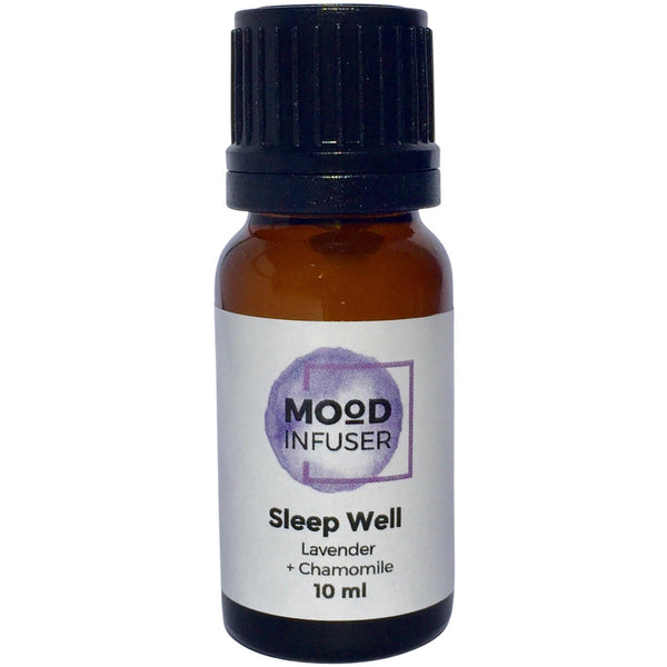Mood Infuser's sleep well aromatherapy blend