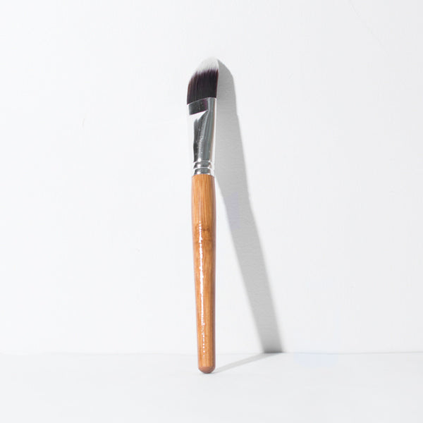 Bamboo Face Mask Application Brush