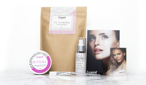 Mud, Scrub + Serum Bundle