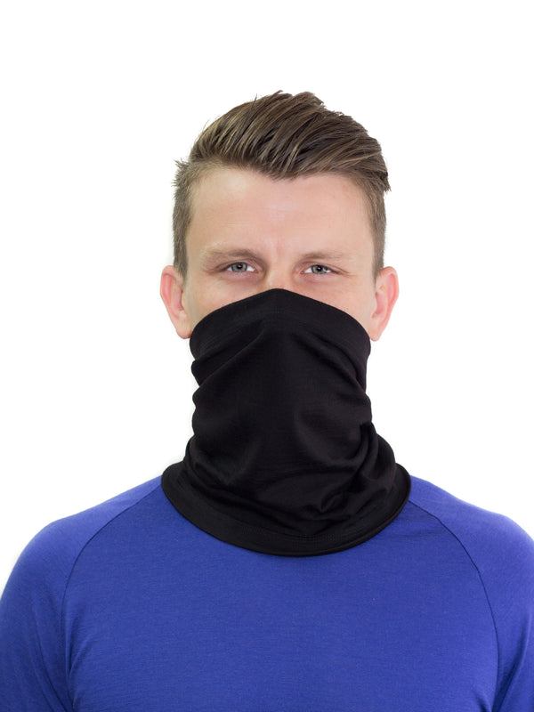 Merino Neck Warmer Buff