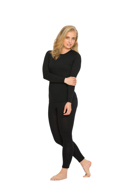 Merino Long Johns Underwear Womens