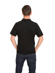 New Zealand Merino Polo Shirt Men's