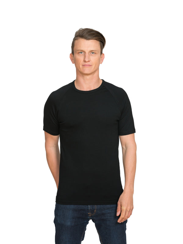 New Zealand Merino Short Sleeve Men's