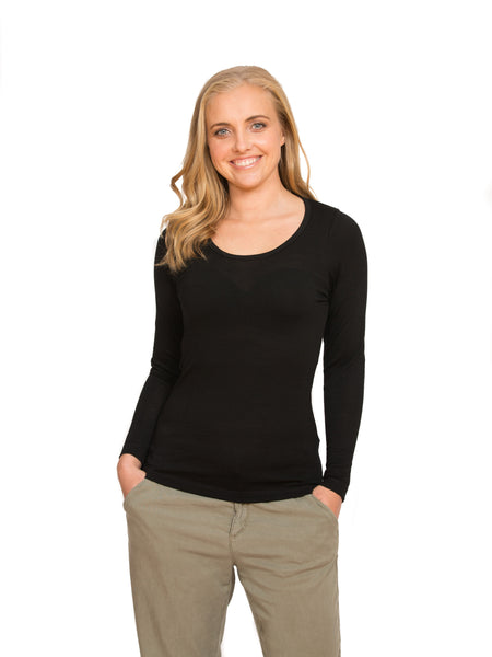 Merino Wool Long Sleeve