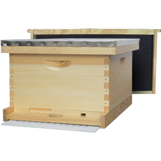 Assembled Langstroth Hive