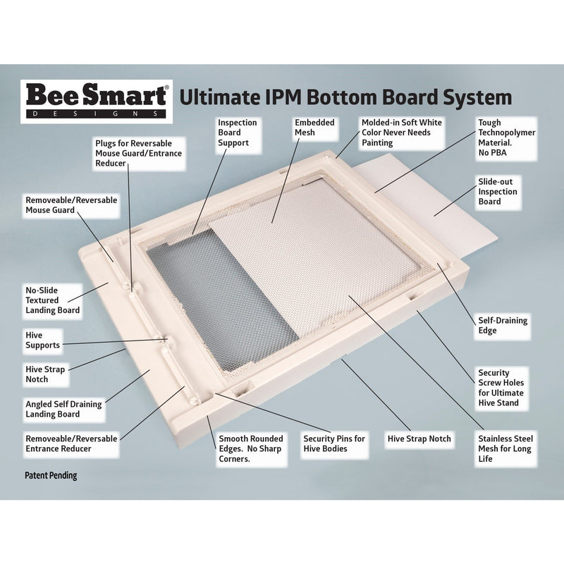 Ultimate IPM Bottom Board