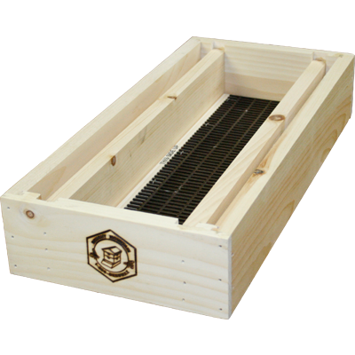 Nuc Wooden Hive Top Feeder