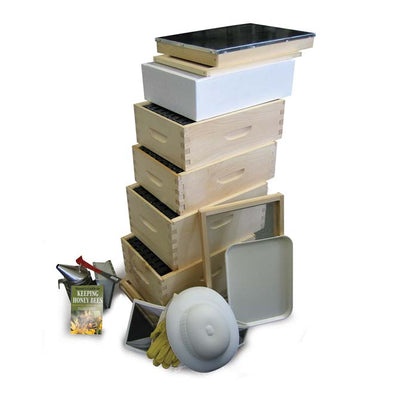 Preferred 10 Frame Langstroth Hive Kit