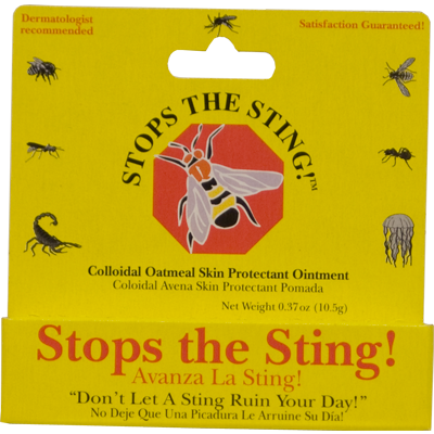 Stops the Sting!