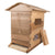 Premium Langstroth Deep Hive (With Optional Windows)