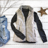 Super Soft Teddy Vest