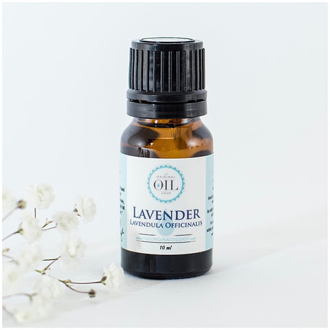 Lavender Oil | Natural Sunburn Relief | The Original Oil Shop
