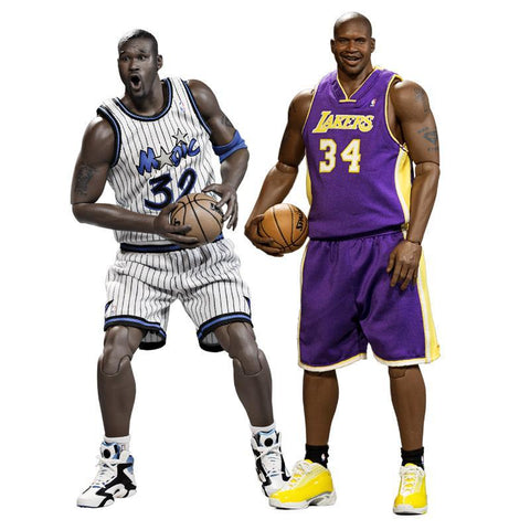 ENTERBAY NBA Collection – Shaquille O'Neal Action Figure