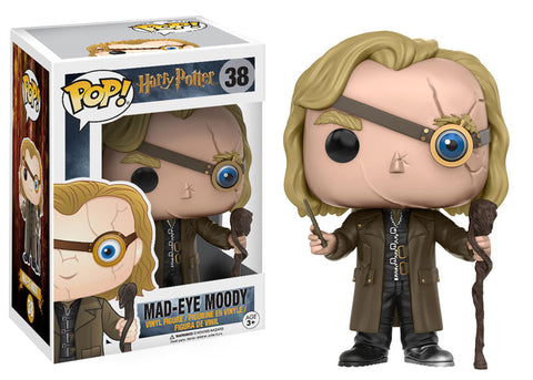 Pop! Movies: Harry Potter - Mad Eye Moody