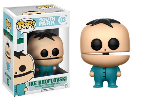 Pop Television: South Park - Ike Broflovski