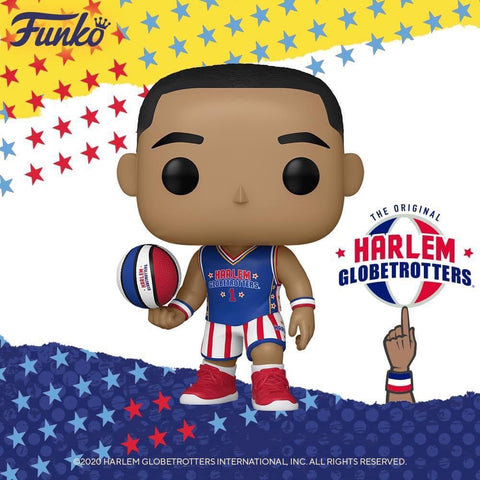 Funko Pop! Basketball: Harlem Globetrotters