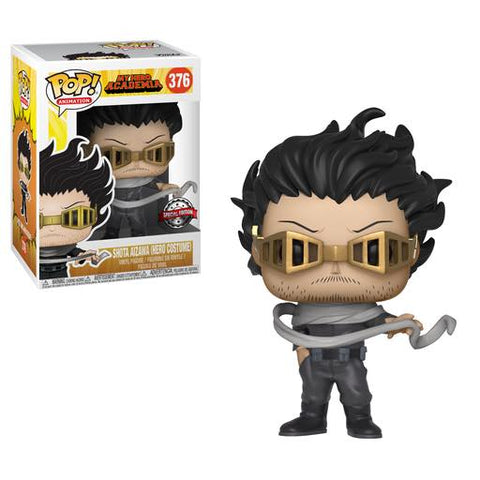 Funko Pop! Animation: MHA W2- Shota Aizawa (Hero Costume) (SE)
