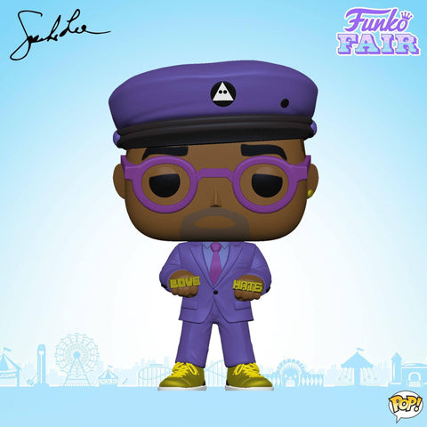 Funko Pop! Directors: Spike Lee (Purple Suit)