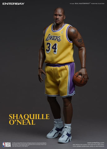 Enterbay 1/6 Shaquille O'Neal Lakers
