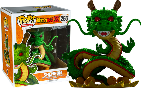 "Pop Animation: Dragon Ball Z - 6"" Shenron Dragon"