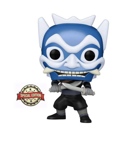 Funko Pop! Animation: Avatar - Blue Spirit Zuko (Special Edition)
