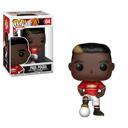 Pop Football: Man U - Paul Pogba