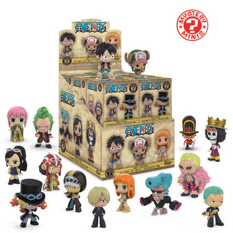 Mystery Minis: One Piece - 12PC PDQ