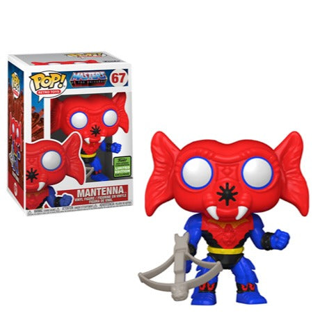 Funko Pop! TV: 2021 ECCC Funko Shared Exclusive - Motu - Mantenna