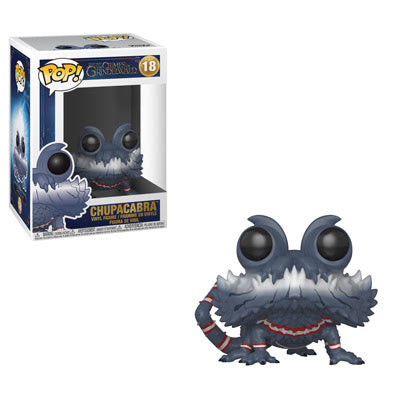 Pop Movies: Fantastic Beasts 2 - Chupacapbra