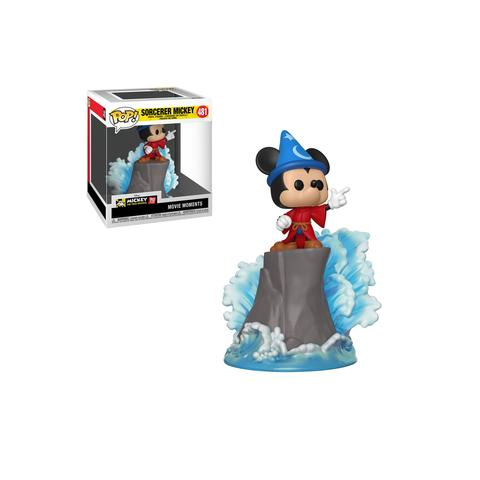 Pop! Movie Moments: Fantasia - Mickey (Sorcerer)
