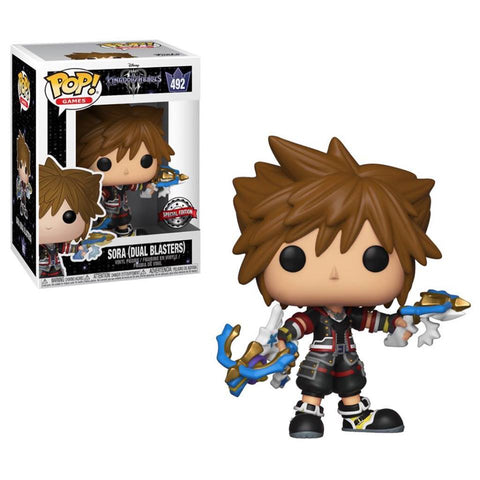 POP Disney: Kingdom Hearts 3 - Sora w/Dual Blasters