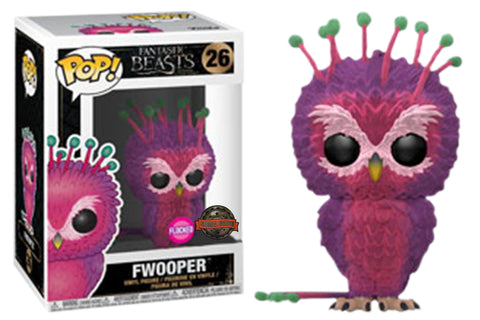 POP Movies: Fantastic Beasts - Fwooper (FL) (IE)
