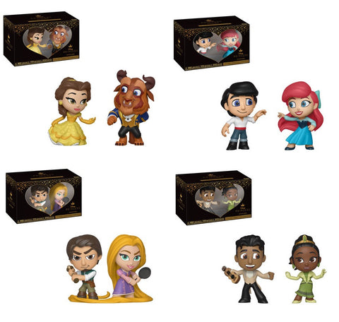 Disney Mini Vinyl Figures