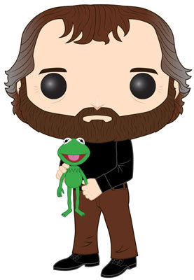 Pop! Icons - Jim Henson w/ Kermit the Frog