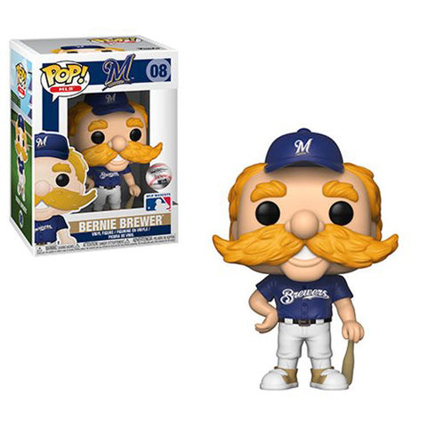 Pop! MLB: Bernie the Brewer