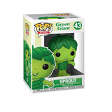 Pop Ad Icon: Green Giant - Sprout