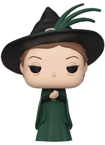 Pop! Harry Potter S8 - Minerva McGonagall (Yule)
