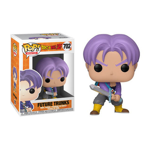 Pop! Animation: Dragon Ball Z - Trunks
