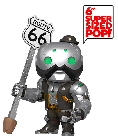 "POP Games: Overwatch - 6"" B.O.B."