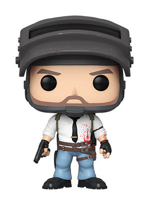 Pop! Games: PUBG - The Lone Survivor