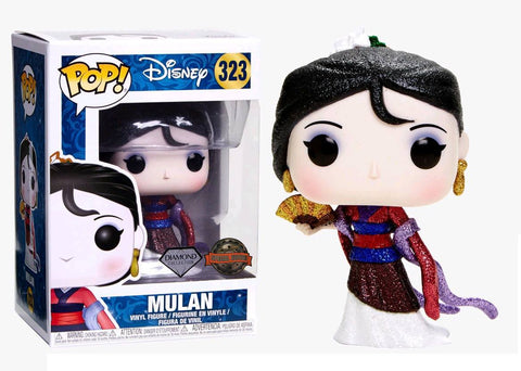 POP DISNEY: MULAN - MULAN (DGLT)