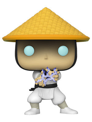 POP Games: Mortal Kombat - Raiden