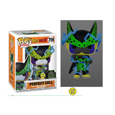 Funko Pop! Animation: 2020 ECCC Funko Shared Exclusive - DBZ - Perfect Cell