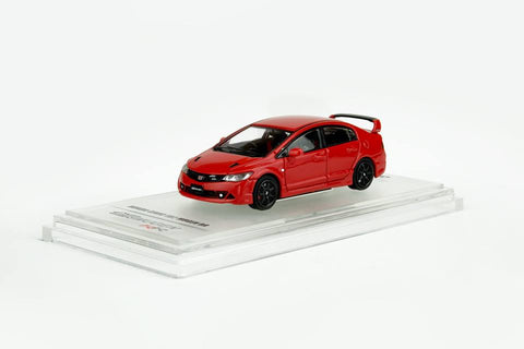 1/64 Honda Civic FD2 Mugen RR Red