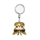 Funko Pop! Keychain: WW84 - Wonder Woman Golden Armor