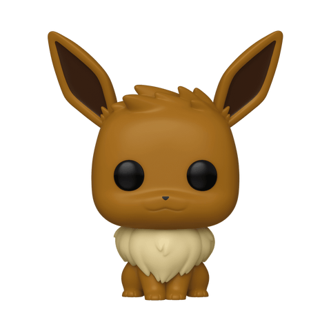 Pop! Games: Pokemon S2- Eevee