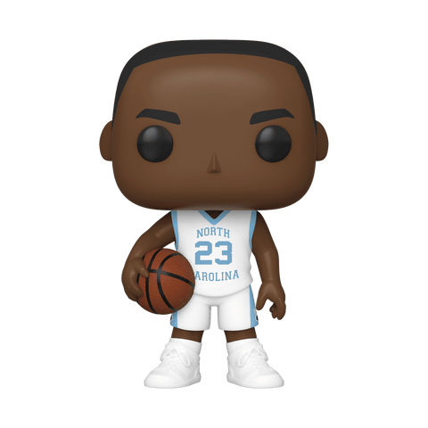 Pop! Basketball: UNC Michael Jordan (Away Jersey)